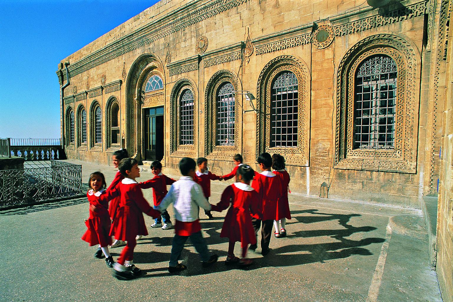 Mardin Gezilecek Yerler - Tarihi Mekanlar